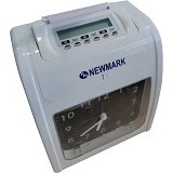 NEWMARK Electronic Time Recorder [EU-130] (Merchant) - Mesin Absensi Analog / Manual / Ceklok
