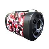 NEWTECH Mbox Speaker Bluetooth Portable Player [MS066] - White Army - Speaker Bluetooth & Wireless