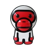 NEWTECH Power Bank Carton 3D Baby Monkey Baby milo 20000mAh [BM-20] - Red - Portable Charger / Power Bank