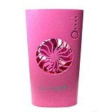NEWTECH Power Bank Cooling Fan 10400mAh [NFC-13] - Pink - Portable Charger / Power Bank