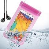 NEWTECH Universal WaterProof Phone Case Pouch - Sarung Handphone / Pouch