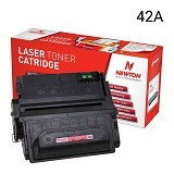 NEWTON Black Toner 42A (Merchant) - Toner Printer Refill