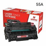 NEWTON Black Toner 55A (Merchant) - Toner Printer Refill