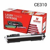 NEWTON Black Toner CE310A (Merchant) - Toner Printer Refill