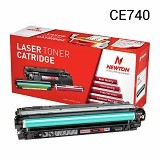 NEWTON Black Toner CE740A (Merchant) - Toner Printer Refill