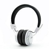 NIA Bluetooth Headset Q8 - White - Headset Bluetooth