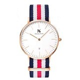 NICHOLAS KEITH Carlton 40MM Date [NK7005] - Jam Tangan Wanita Fashion