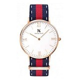 NICHOLAS KEITH Monaco 40MM [NK7104] - Jam Tangan Wanita Fashion