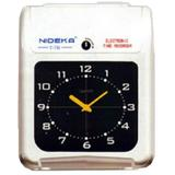 NIDEKA T-7B - Mesin Absensi Analog / Manual / Ceklok