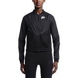 NIKE Tech Hypermesh Bomber Size L - Black (Merchant)