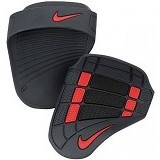 NIKE Alpha Training Grip Size L [N.LG.66.073.LG] - Black/Dark Charcoal/Total Crimson - Other Exercise