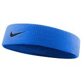NIKE Dri-Fit Headband 2.0 [N.NN.D6.429.OS] - Photo Blue Black - Pelindung Kepala