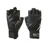 NIKE Mens Destroyer Training Gloves XL [N.LG.B4.031.XL] - Black/Anthracite/White - Pelindung Tangan / Hand Support