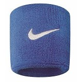 NIKE Swoosh Wristbands [N.NN.04.402.OS] - Royal Blue White