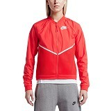 NIKE Tech Hypermesh Bomber Size M - Light Crimson (Merchant) - Jaket Casual Wanita