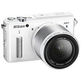 NIKON 1 Nikkor AW 11-27.5mm - White - Camera Pocket / Point and Shot