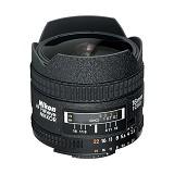 NIKON AF 16mm f/2.8D Fisheye - Camera SLR Lens