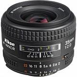 NIKON AF 35mm f/2.0D - Camera SLR Lens
