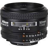 NIKON AF 50mm f/1.4D - Camera SLR Lens