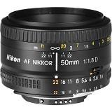 NIKON AF 50mm f/1.8D - Camera SLR Lens