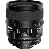 NIKON AF 60mm F/2.8D Micro (Merchant) - Camera Slr Lens