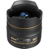 NIKON AF DX 10.5mm f/2.8G ED Fisheye - Camera Slr Lens