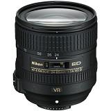 NIKON AF-S 24-85mm f/3.5-4.5G ED VR - Camera SLR Lens