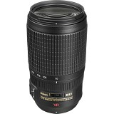NIKON AF-S 70-300mm f/4.5-5.6G IF ED VR - Camera SLR Lens