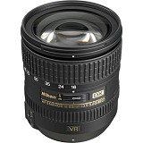 NIKON AF-S DX 16-85mm f/3.5-5.6G ED VR - Camera SLR Lens