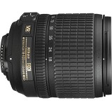 NIKON AF-S DX 18-105mm f/3.5-5.6G ED VR - Camera Slr Lens
