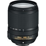 NIKON AF-S DX 18-140mm f/3.5-5.6G ED VR - Camera Slr Lens