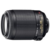 NIKON AF-S DX 55-200mm f/4-5.6G IF ED VR - Camera SLR Lens