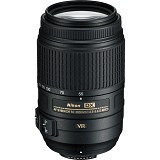 NIKON AF-S DX 55-300mm f/4.5-5.6G VR - Camera SLR Lens