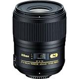 NIKON AF-S Micro 60mm f/2.8G ED - Camera SLR Lens