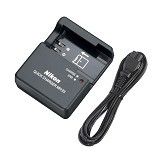 NIKON Battery Charger MH-23 - Camera Power Adapter and Charger