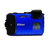 NIKON COOLPIX AW130 - Blue - Camera Underwater