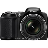 NIKON COOLPIX L340 - Black - Camera Prosumer
