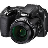 NIKON COOLPIX L840 - Black - Camera Prosumer