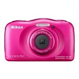 NIKON COOLPIX S33 - Pink - Camera Underwater