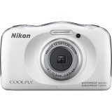 NIKON COOLPIX S33 - White - Camera Underwater
