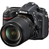 NIKON Camera DSLR D7100 VR Kit2 (Merchant) - Camera Slr