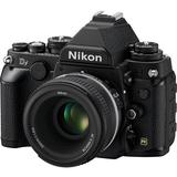 NIKON Camera DSLR DF kit1 - Black - Camera Slr