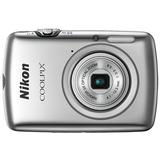 NIKON CoolPix S01 - Silver - Camera Pocket / Point and Shot