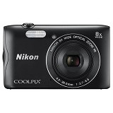 NIKON Coolpix A300 - Black - Camera Pocket / Point and Shot