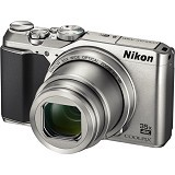NIKON Coolpix A900 - Silver - Camera Pocket / Point and Shot