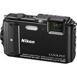 NIKON Coolpix AW130 - Black - Camera Underwater