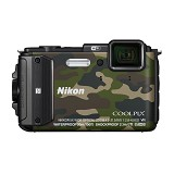 NIKON COOLPIX AW130 - Camouflage - Camera Underwater