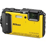 NIKON COOLPIX AW130 - Yellow - Camera Underwater