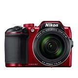 NIKON Coolpix B500 - Red - Camera Prosumer