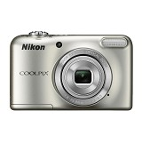 NIKON COOLPIX L31 - Silver - Camera Pocket / Point and Shot